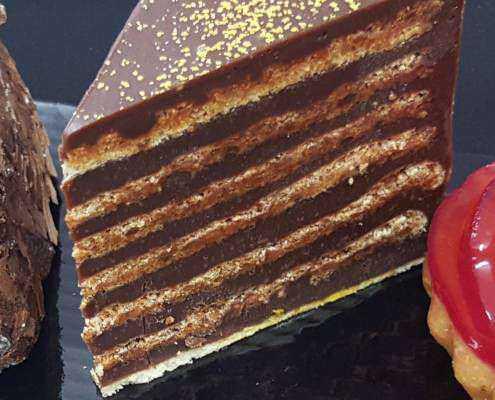 Gluten Free Margaret River Truffle Layer Cake
