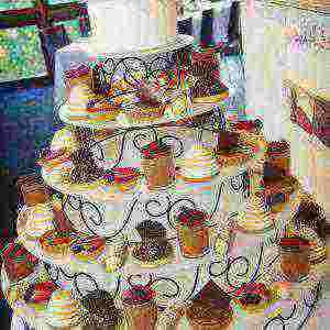 Dessert Stand Patisserie